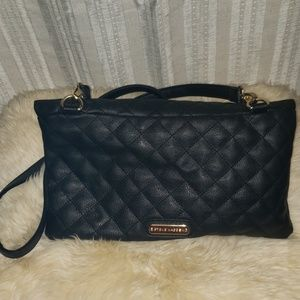 Steve Madden folding clutch shoulder bag